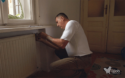 Ferenc Nemes plumber and heating fitter