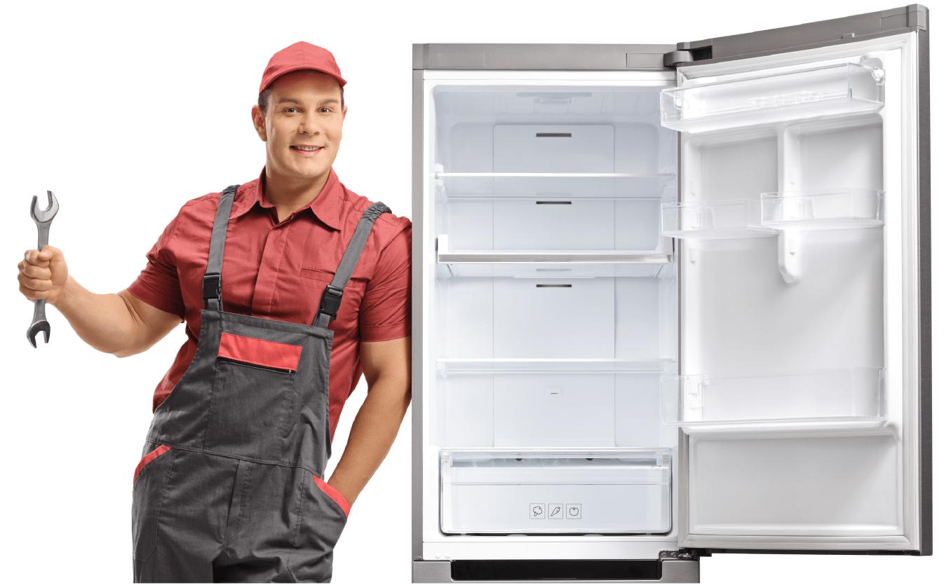 Beépített hűtőgépek javítása